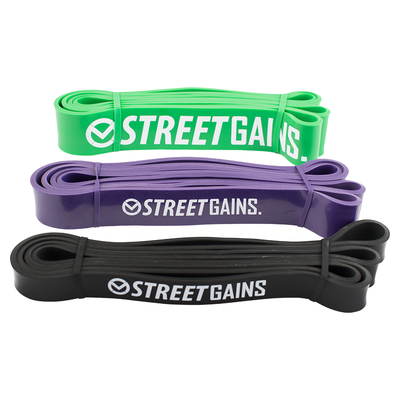 Pull Up Pack - Resistance Power Bands | StreetGains®