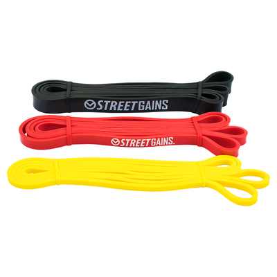 One Arm Pull Up Pack - Resistance Power Bands | StreetGains®