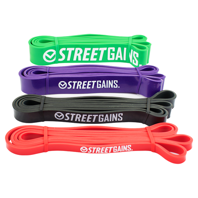 Muscle Up Pack - Resistance Power Bands | StreetGains®