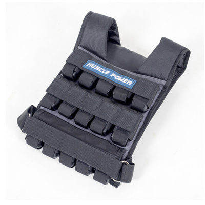 Weight Vest 30KG | Muscle Power®