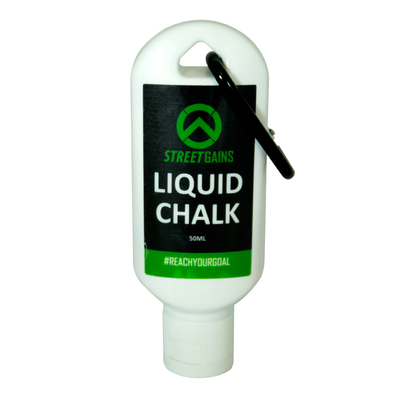 Liquid Chalk 50ML With Carabiner | StreetGains®